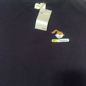 Girls New with Tags Reebok T-Shirt